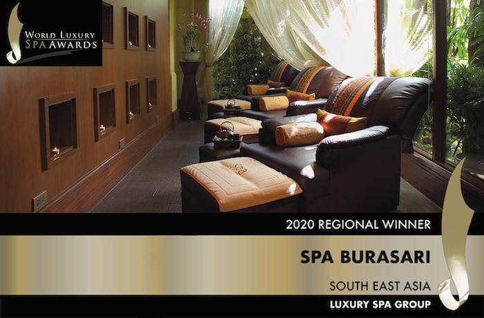 Award for Spa Burasari